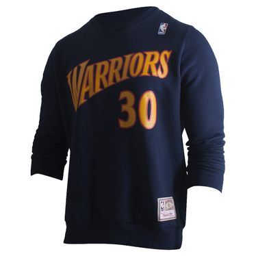 Blusa Mitchell & Ness Golden ST Warriors