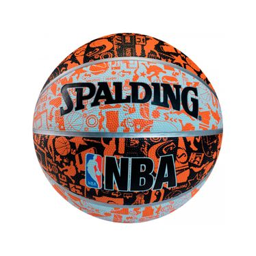 Bola Basquete Spalding NBA Graffiti