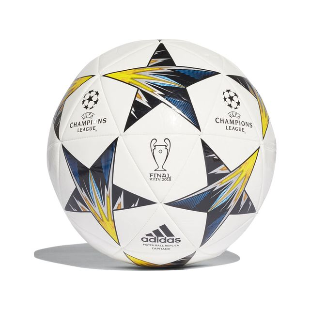 Bola de Campo Adidas Finale Kiev Capitano Rep. ‹ › 21e1dca00b34d