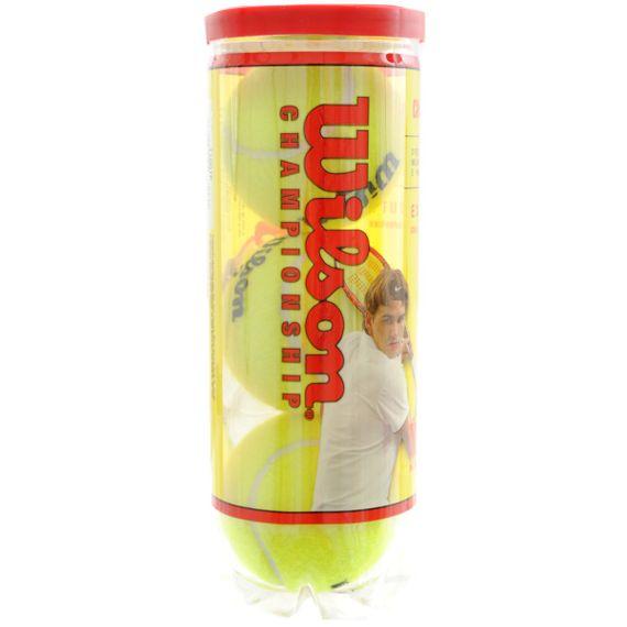 Bola Tenis Wilson Championship T1001