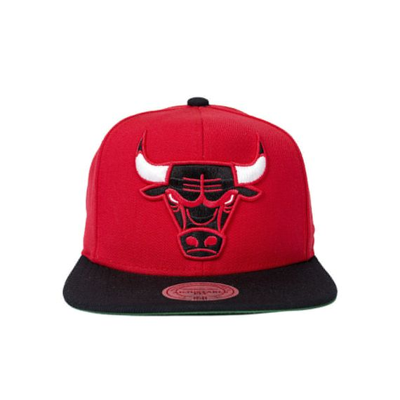 Boné Mitchell & Ness Chicago Bulls