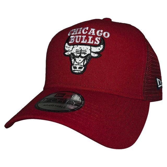85560e0776e36 Boné New Era 940 Chicago Bulls