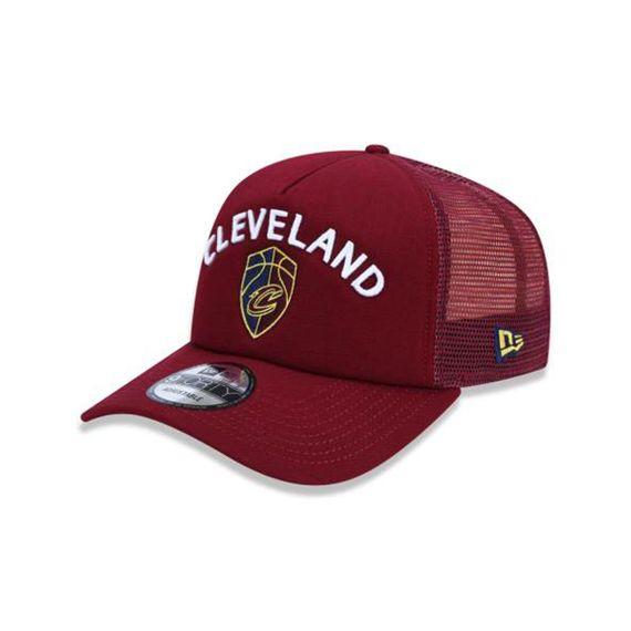 Boné New Era 940 Cleveland Cavaliers