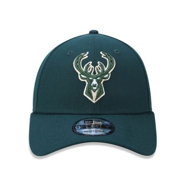 Boné New Era 940 Milwaukee Bucks
