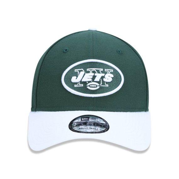Boné New Era 940 New York Jets