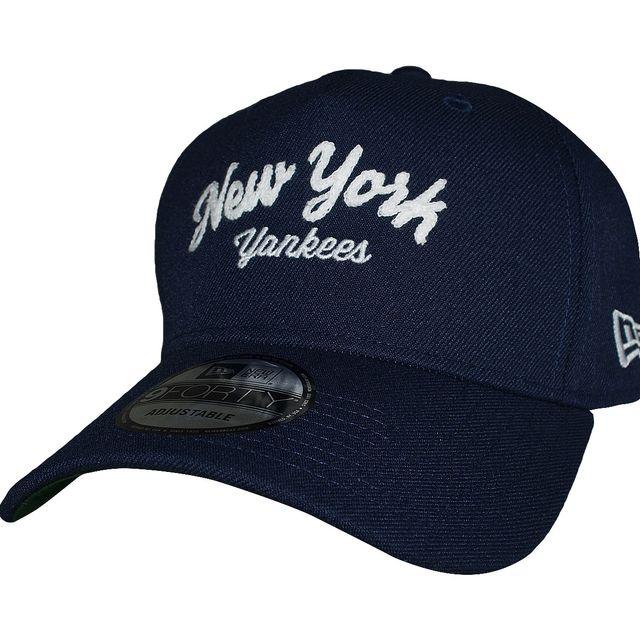 9b8465b0eb4e6 Boné New Era 940 New York Yankees