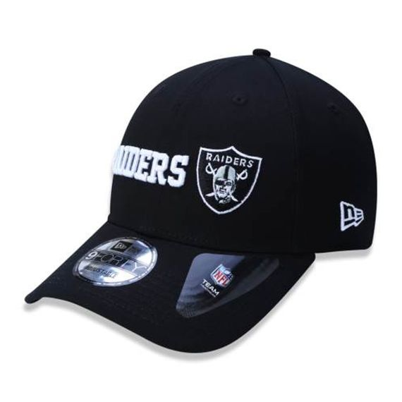 Boné New Era 940 Oakland Raiders