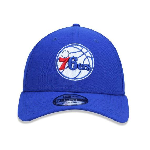 Boné New Era 940 Philadelphia 76ers