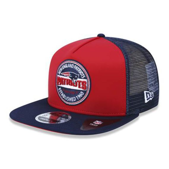 Boné New Era 950 New England Patriots