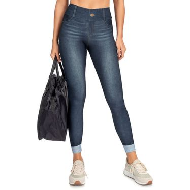 Calça Fuso Live Jeans Lifertime
