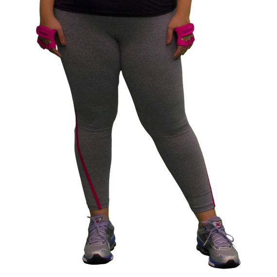 Calça Legging Plus Size Way Moving