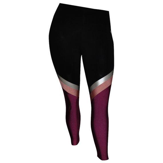 Calça Legging Plus Size Way Style