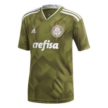 Camisa Adidas Palmeiras III Infantil