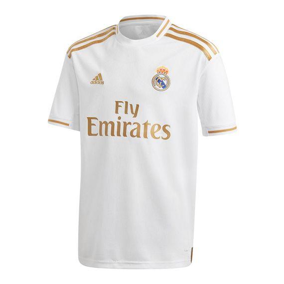 Camisa Adidas Real Madrid I Infantil