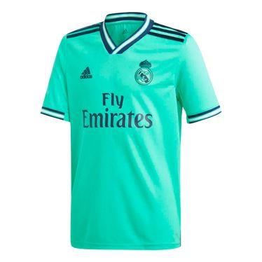 Camisa Adidas Real Madrid III Infantil