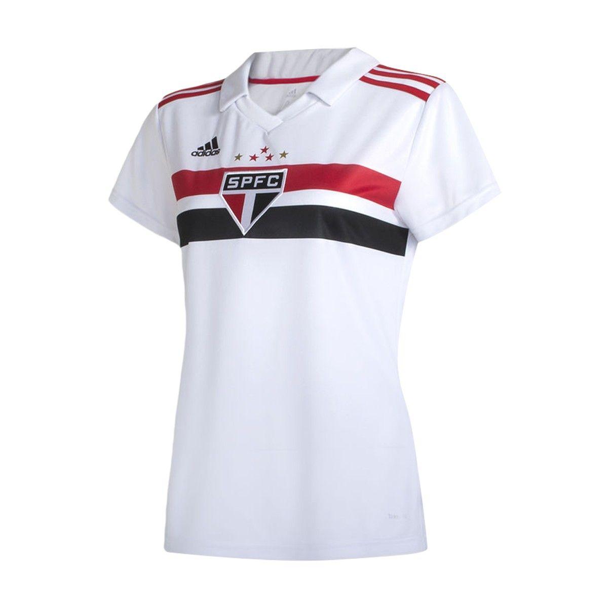 seleção premium primeira vista compras camisa adidas do spfc