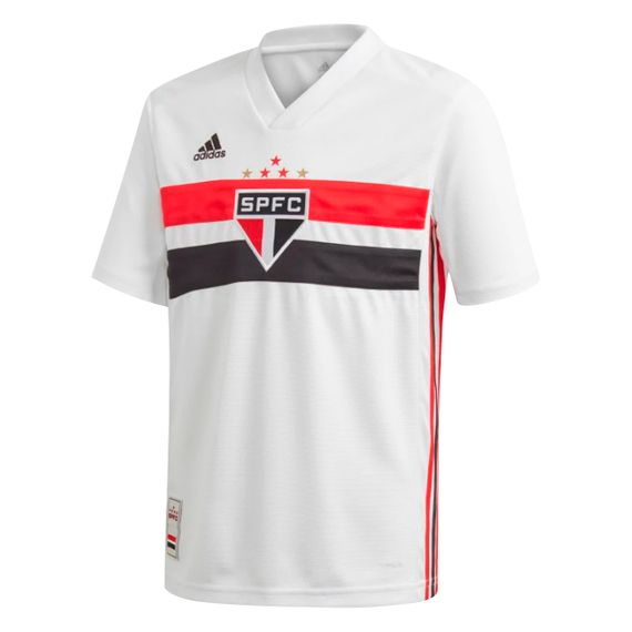 Camisa Adidas São Paulo I Infantil