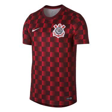Camisa De Treino Nike Corinthians