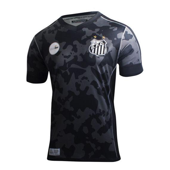 Camisa Kappa Santos III 2017