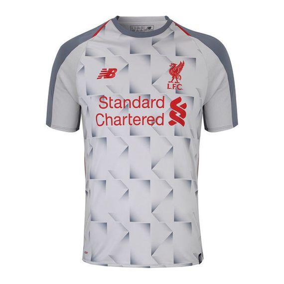 Camisa New Balance Liverpool III-Masculina
