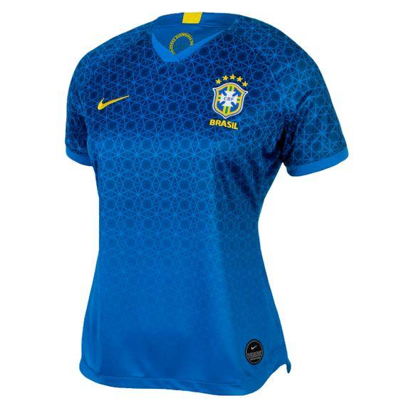 Camisa Nike Brasil CBF Away
