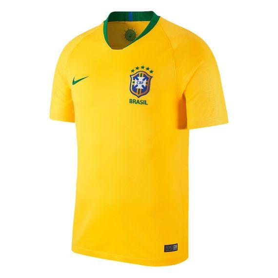 Camisa Nike Brasil CBF Home
