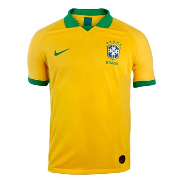 Camisa Nike Brasil Comemorativa Copa América 2019 Jogador