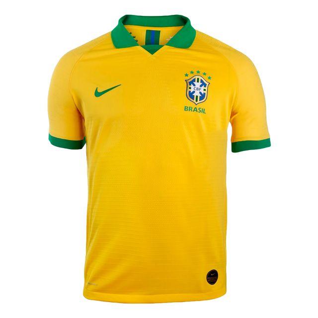 648e9ad51f0a8 Camisa Nike Brasil Comemorativa Copa América 2019 Jogador | Gamaia ...