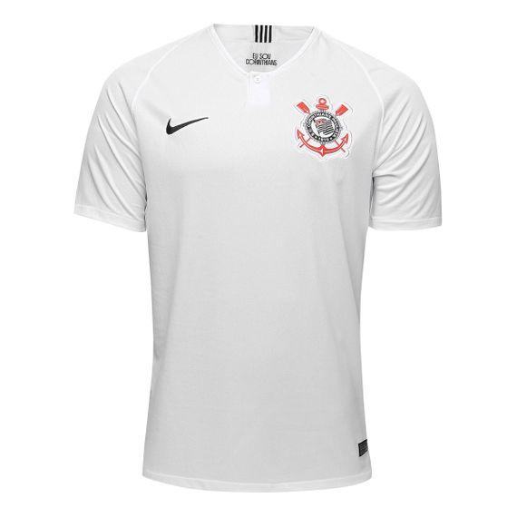 Camisa Nike Corinthians Home