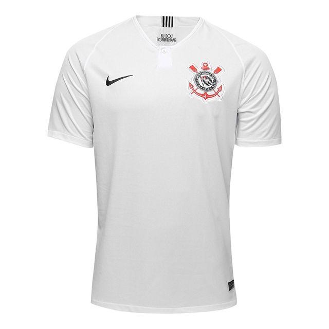 011774722d Camisa Nike Corinthians Home Infantil