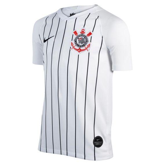 Camisa Nike Corinthians Torcedor 19/20 Infantil
