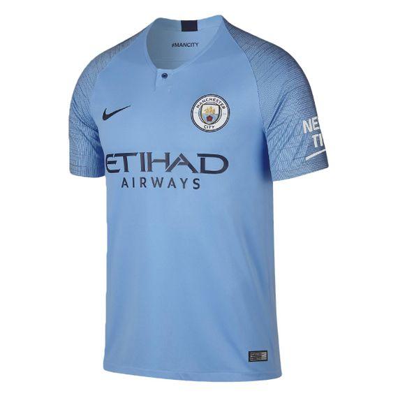 Camisa Nike Manchester City Home -Masculina