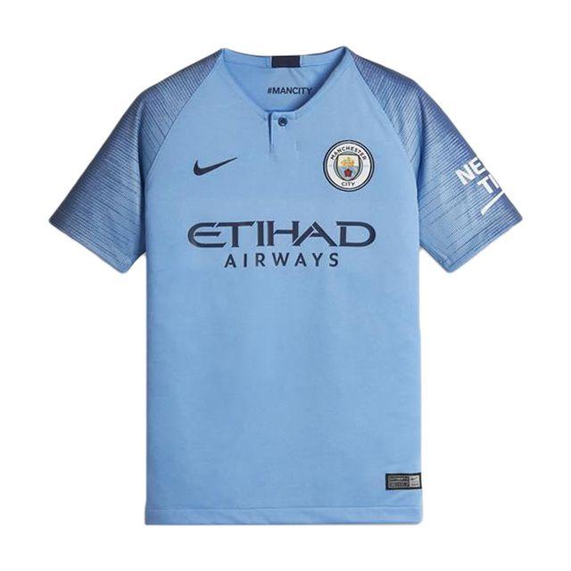 Camisa Nike Manchester City Home  40d92e33f4587