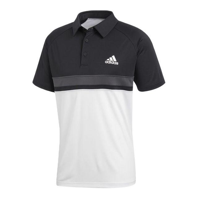 Camisa Polo Adidas Club TD -Masculina  0e94a0b707cf1