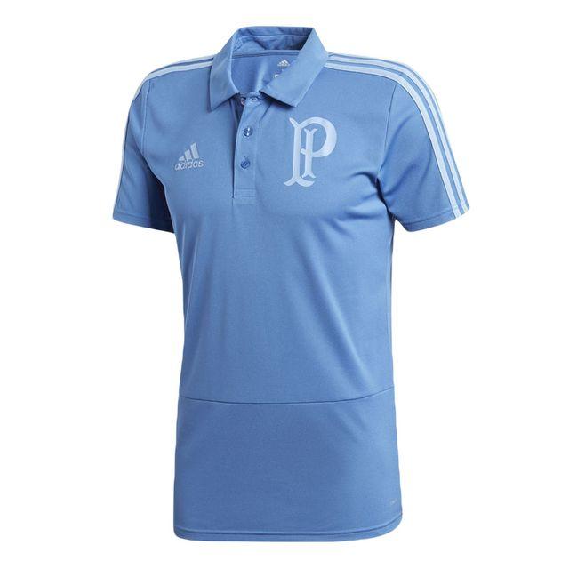 fd4d8e1d49 Camisa Polo Adidas Palmeiras Viagem | Gamaia Esportes