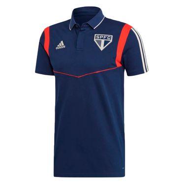 Camisa Polo Adidas São Paulo Viagem