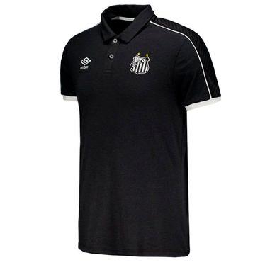 Camisa Polo Umbro Santos Viagem 2019