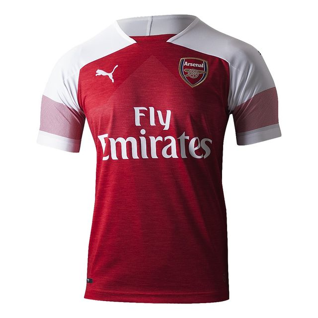 1cdc29f21d760 Camisa Puma Arsenal Home