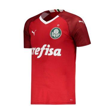 5406feb90efb9 Frete Grátis SP Lançamento. Camisa Puma Palmeiras GK Third