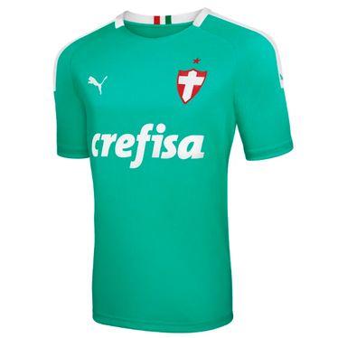 Camisa Puma Palmeiras III Infantil