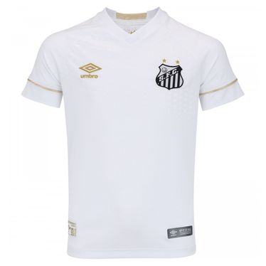 Camisa Umbro Santos OF 1 2018