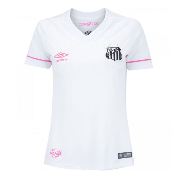 Camisa Umbro Santos OF 1 Sereias 2018
