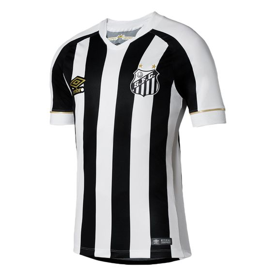 Camisa Umbro Santos OF 2 2018