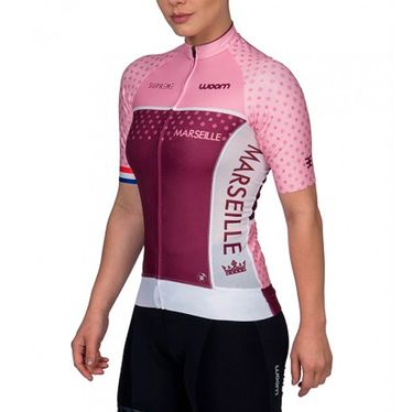 Camisa Woom Ciclismo Supreme Marselle