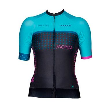 Camisa Woom Ciclismo Supreme Monza