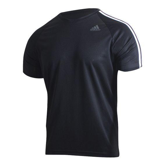 Camiseta Adidas 3S D2M Masculina