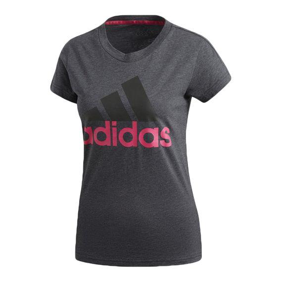 Camiseta Adidas MC Ess Li Sli Tee Feminina