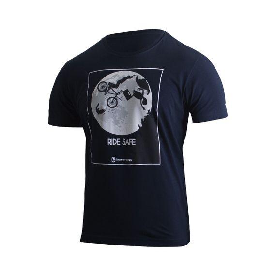 Camiseta Escarafaggio Ride Safe