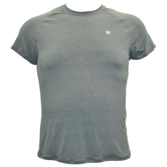 Camiseta Plus Size Mesclada Way