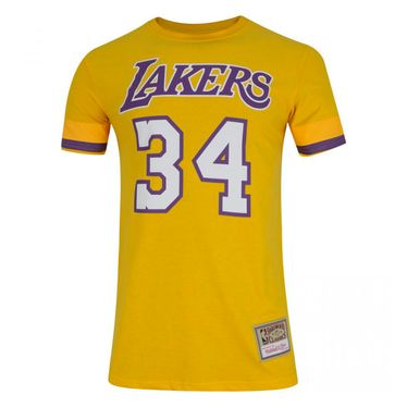 Camiseta Mitchell & Ness Lakers